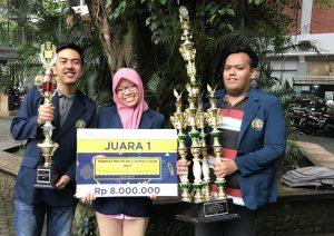 """(Indonesia) """"Topeng Malang"""" Milik Tim JM FEB UB, Raih Juara I"""