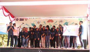 HMJM Sambut Mahasiswa Baru FEB UB di Acara KMFEB Day 2