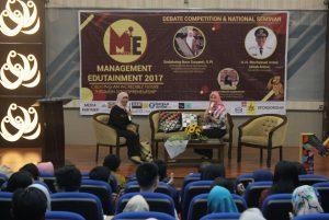 Seminar Nasional Management Edutainment 2017